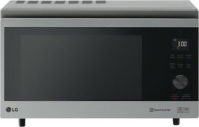 NEW LG MJ3966ASS 39L 2150W Stainless Steel Convection Oven