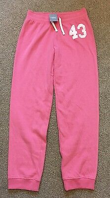 ** BNWT Girls NEXT Tracksuit Bottoms Age 13**