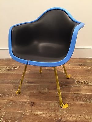 NEW VITRA EAMES DAX ARMCHAIR (2 available)