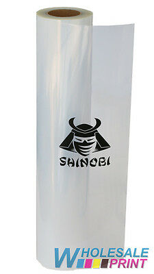 Shinobi Inkjet Waterproof Screen Printing Film A3 297x420mm - 100 sheets