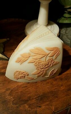 Art Deco Slip shade chandelier/ sconce ( Ultra Rare Cameo Meo Bridges )