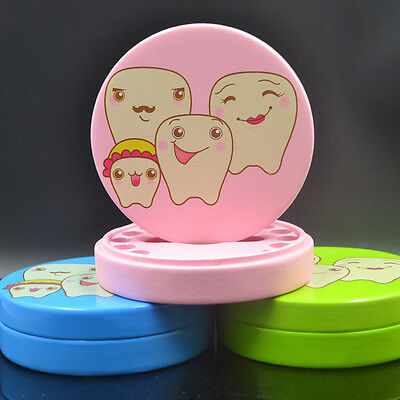 Tooth Box organizer for baby Save Milk teeth Wood storage box for kids Gifts