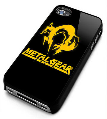 Metal Gear Solid Risi for iphone 4/4S/5/5S/5C/6/6S/6plus/7/7s Plus Cover Case