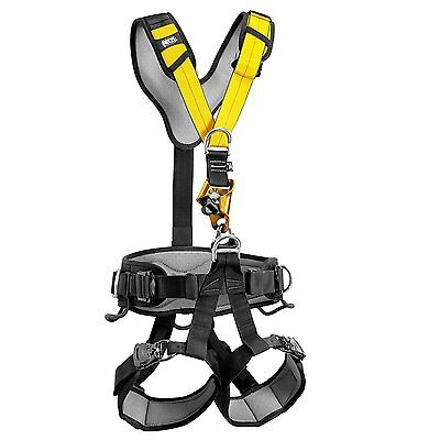 Petzl AVAO PRO Navaho Bod Croll Fast Rope Access Work Positioning Harness