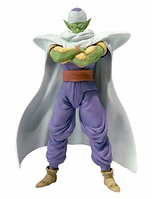 Dragonball Z S.H.Figuarts 6 Inch Deluxe Articulated Action Figure Piccolo [Toy]