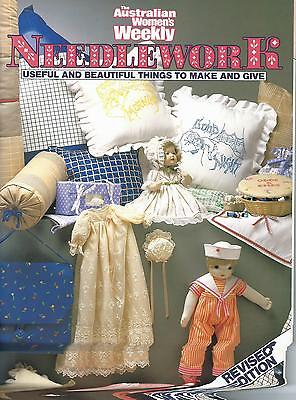 A W W  Needlework  Book   Revised Edition  (Ec)