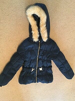 girls coat 8-9 years