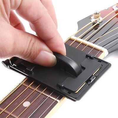 Guitar Bass Strings Scrubber Fretboard Cleaner Instrument Body Cleaning Tool BZ