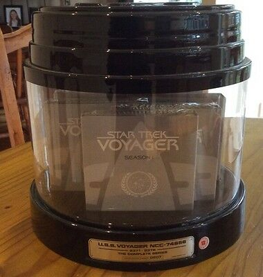 Star Trek Voyager The Complete Series 1 - 7 Limited Edition Collectors Dvd Set