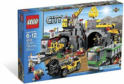 Lego 4204 The Mine BRAND NEW
