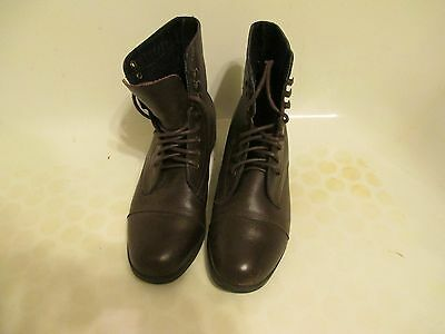 DUBLIN LACE UP PADDOCK BOOTS womens size 7
