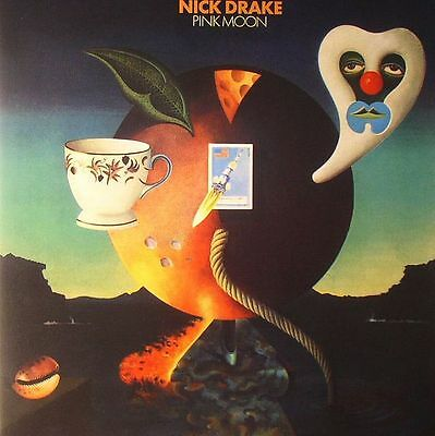 DRAKE, Nick - Pink Moon - Vinyl (gatefold LP)