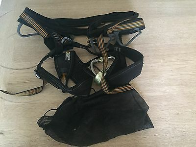 Singing Rock Reggae Climbing Harness Type C Size XL - Used once -