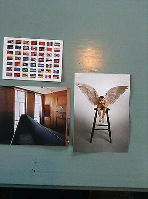 Mixed Saatchi Gallery and Tate Modern Postcards