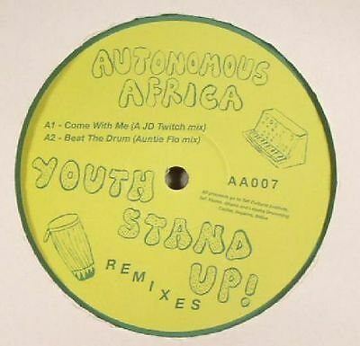 "GREEN DOOR ALL STARS, The - Youth Stand Up! (remixes) - Vinyl (12"")"