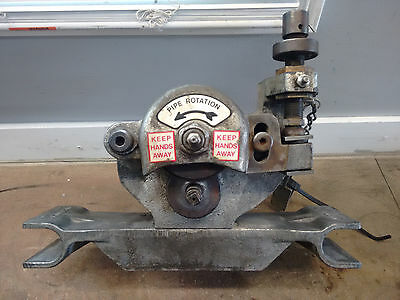 """Used Victaulic 226 Roll Groover 3/4"""" - 1 1/2"""" Ve226"""