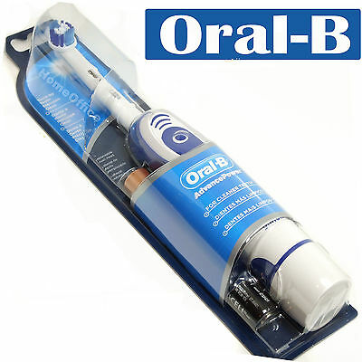 Braun Oral B Advance Power Toothbrush - Batteries Included New
