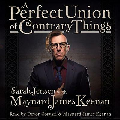 A Perfect Union of Contrary Things by Maynard James Keenan           (AUDIOBOOK)