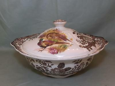 Royal Worcester Palissy Game Series Tureen (Lot A)