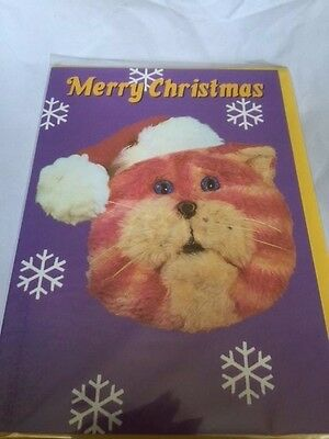 BN Merry Christmas Card with Bagpuss