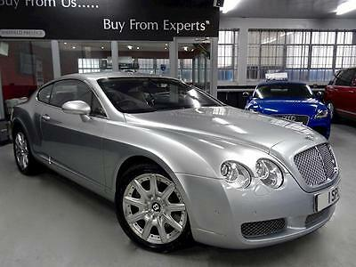 Bentley Continental 6.0 Gt Coupe