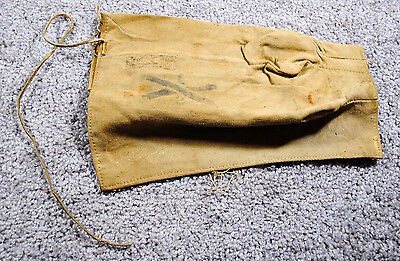 Us Army Krag Rifle / Carbine Action Cover-Original-Rock Island Arsenal  Named!!