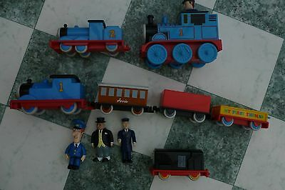 Thomas Tank Engines /carriages And Characters