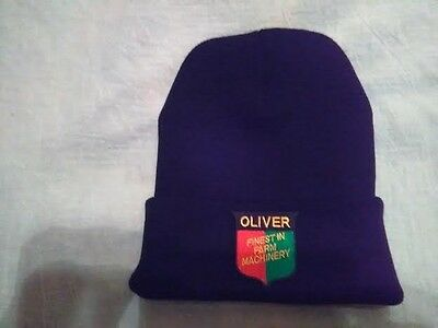 Oliver Tractor Knit Hat