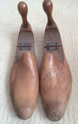 Pair Of Vintage Shoe Trees