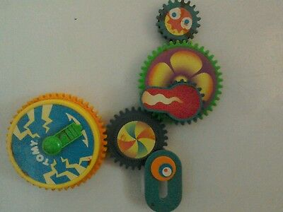 Tomy battery operated gear