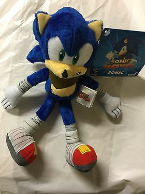 Sonic Boom 8 Inch Sonic Plush Toy by Tomy