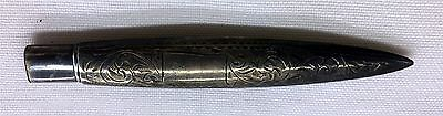 Ladies Early 1900 Sterling Pencil