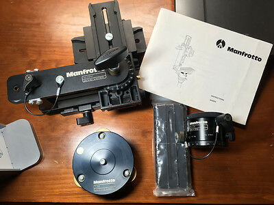 Manfrotto Kit Panorama 303SPH + 300N + 338
