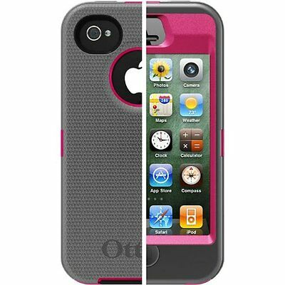 OtterBox Defender Series Case and Holster for iPhone 4/4S