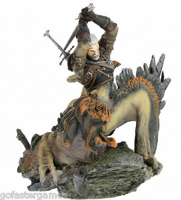 The Witcher 3 Statue Figurine Collector's Limited Edition New Sealed