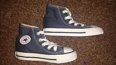 all star converse trainers shoes new size 5