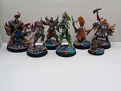 Warhammer Silver Tower ProPainted Miniatures and Box Ready to Ship