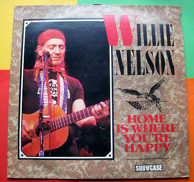 LP Willie Nelson, Home is where you´re happy