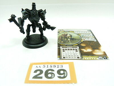 Warmachine / Hordes Protectorate Of Menoth Repenter Undercoated O269