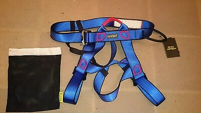 Harness, Multi Purpose Outdoor Mountain Climbing Saftety Belt Harness BNWT