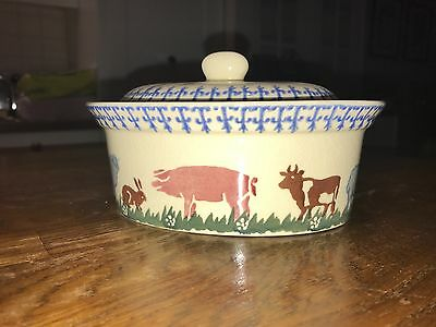 Brixton Pottery Butter Dish