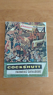 Cockshutt Catalog 1950's