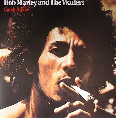 MARLEY, Bob & THE WAILERS - Catch A Fire - Vinyl (LP)