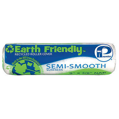 PREMIER Paint Roller Cover, 9 in., Polyester EF938