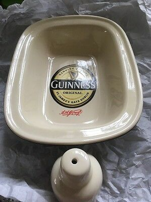 Guinness - Pie Dish and Funnel