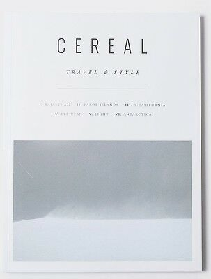 Cereal Magazine Issue 12