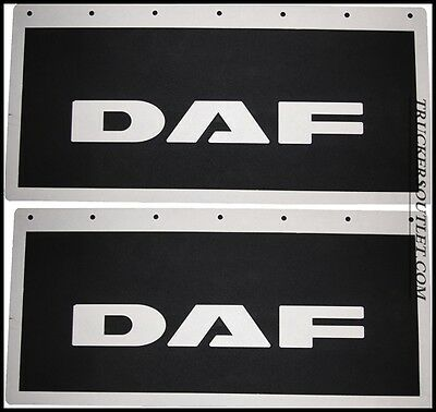 Daf Front Mudflaps , Mudguards 640X300Mm [Truck Parts & Accessories]