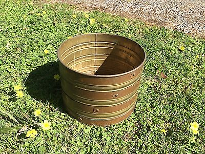 Copper & Brass Planter/Pot