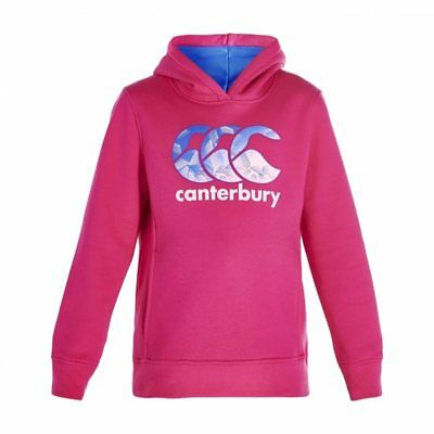 Canterbury Girls OTH CCC Princess Hoody - Beetroot/Maddison/Cotton