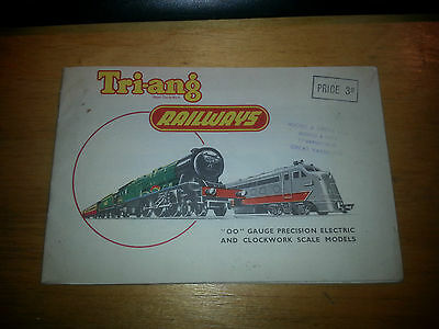 Triang Railways Number 1 Catalogue